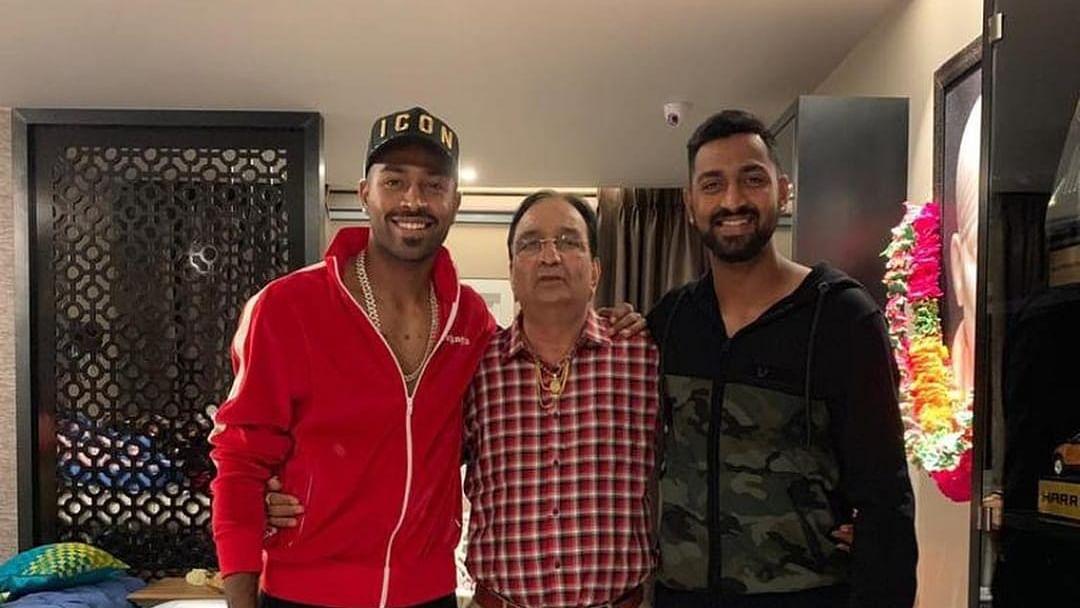 Father day 2021: फादर्स डे पर क्रिकेटर्स ने कुछ इस अंदाज में किया अपने पिता को याद, हार्दिक पांड्या ने लिखा भावुक पोस्ट