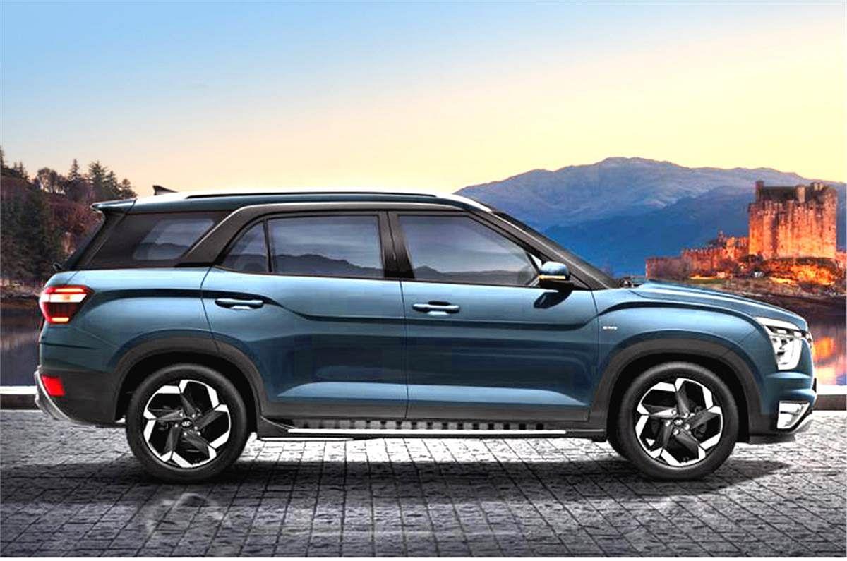 Hyundai Alcazar का खत्म हुआ इंतजार, जानिए कैसा है Creta का 7-सीटर अवतार