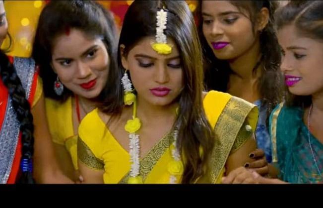 भोजपुरी विवाह गीत 'चुटकी भर सिंदूर' पर लोगों ने खूब लुटाया प्यार, व्यूज 1 मिलियन के पार, यहां देखें VIDEO