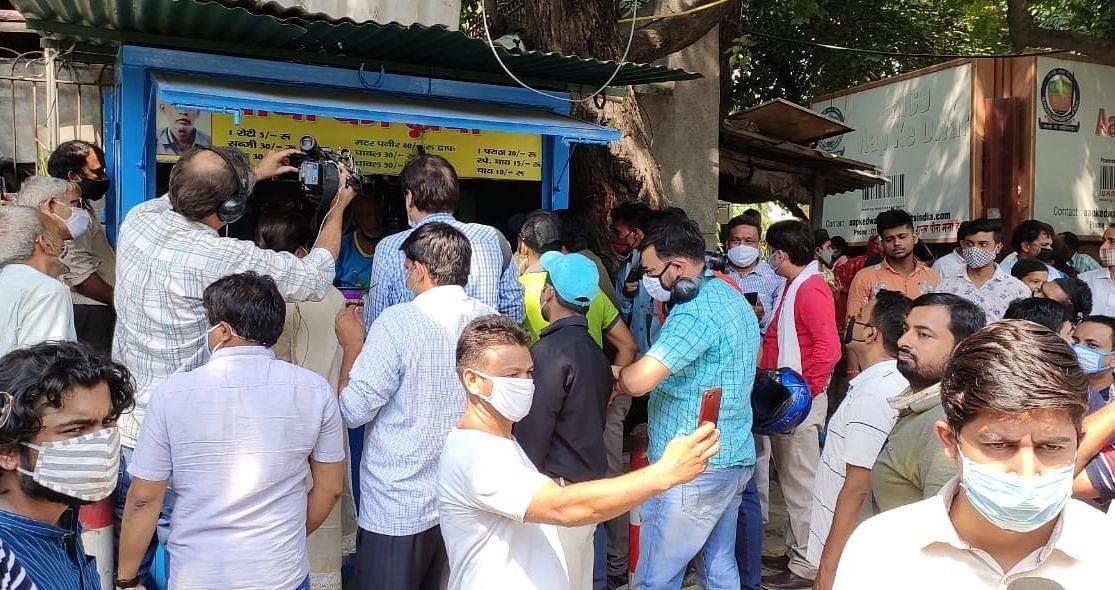 बाबा का ढाबा के मालिक कांता प्रसाद की शिकायत के बाद यूट्यूबर गौरव वासन ने लौटा दिये थे पैसे, पुलिस ने किया खुलासा