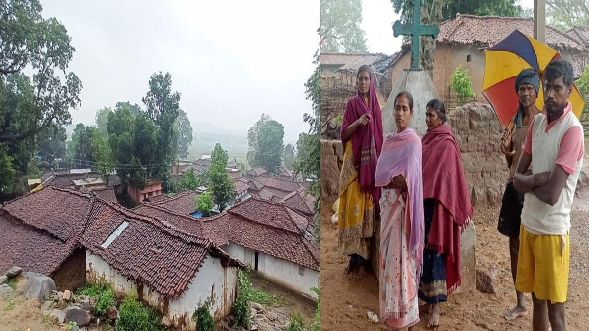 Jharkhand Weather News : थंडरिंग जोन है गुमला का ऊंचडीह गांव, आसमानी बिजली के डर से जी रहे 111 परिवार, इसकी चपेट में आ चुके हैं कई ग्रामीण और पशु