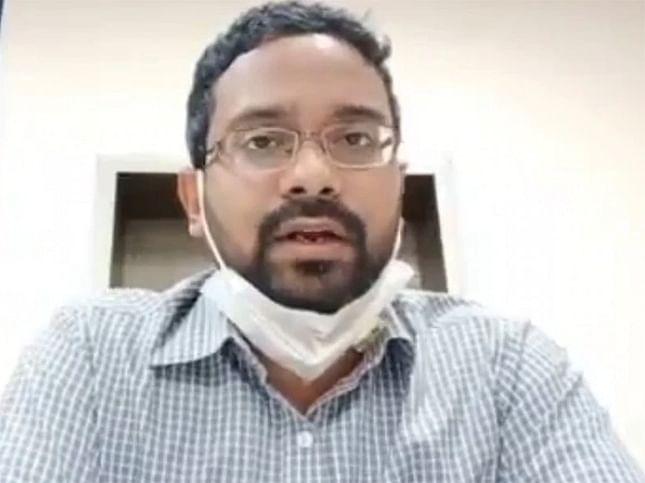 शिवहर DM के खिलाफ पत्नी ने कराई FIR, पुलिस के समक्ष लगाया पद का दुरुपयोग का आरोप