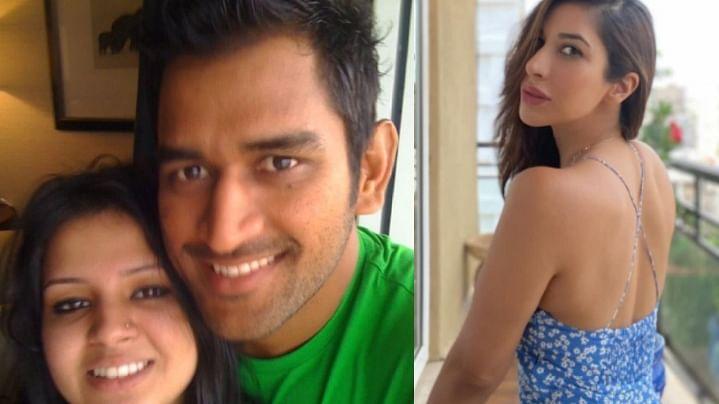 Dhoni के घर आए नन्हे मेहमान पर आया बॉलीवुड एक्ट्रेस का दिल, वाइफ साक्षी ने शेयर किया प्यारा VIDEO