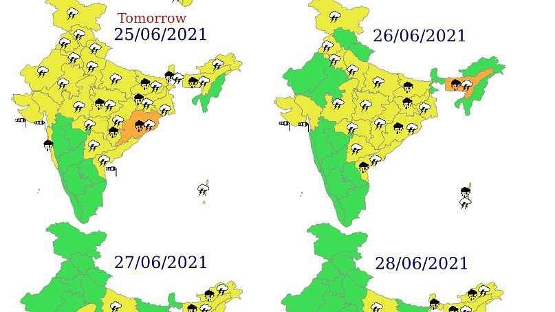 Weather Forecast : मानसून के लिए राष्ट्रीय राजधानी को अभी और करना होगा इंतजार, जुलाई तक बरसेगी बरखा, आईएमडी ने कहा