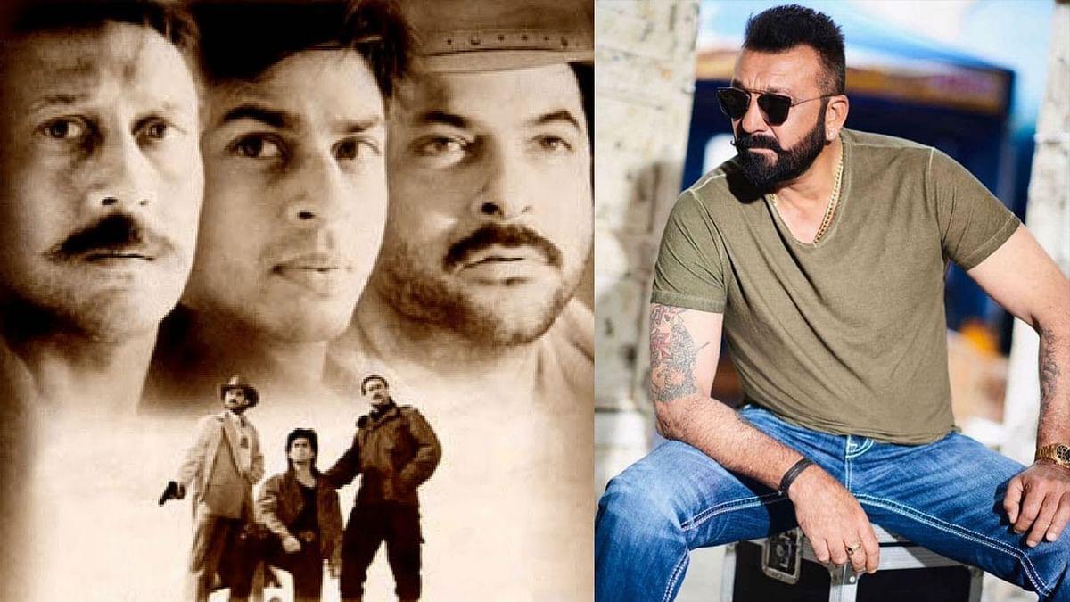 Bollywood Flasback Story: इस फिल्म में Shah Rukh Khan के बड़े भाई के रोल में दिखने वाले थे Sanjay Dutt, जाने क्यों ऐन वक्त पर छोड़नी पड़ी फिल्म