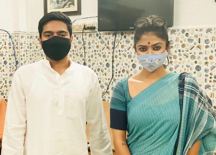 शिवलिंग का अपमान करने वाली सायोनी घोष को TMC यूथ विंग का जिम्मा, तथागत रॉय का ममता पर हमला