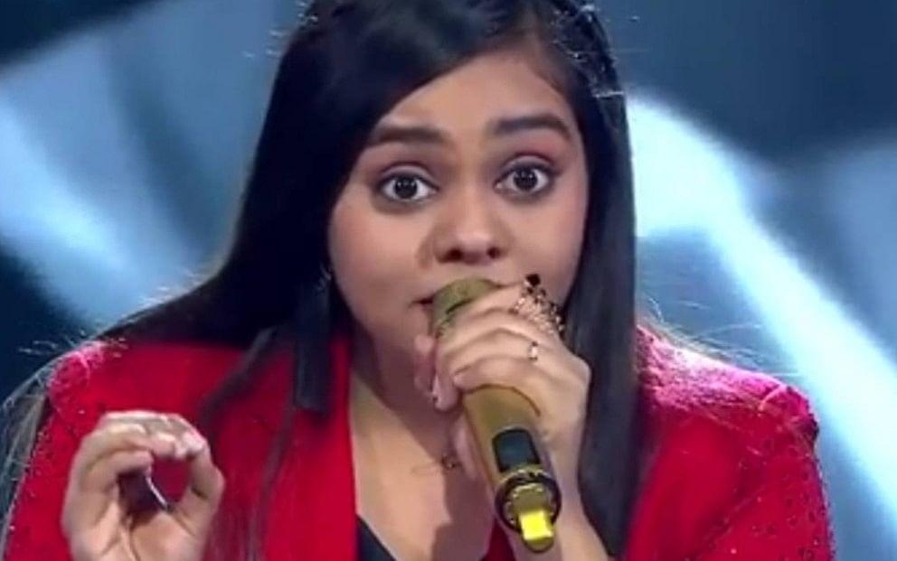 Indian Idol 12 : शनमुखप्रिया की सिगिंग स्टाइल पर फिर नाराज हुए फैंस, आदित्य नारायण ने यूं किया बचाव