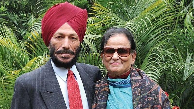 मिल्खा सिंह की पत्नी का कोरोना से निधन, अंतिम संस्कार में शामिल नहीं हो पाये 'फ्लाइंग सिख'