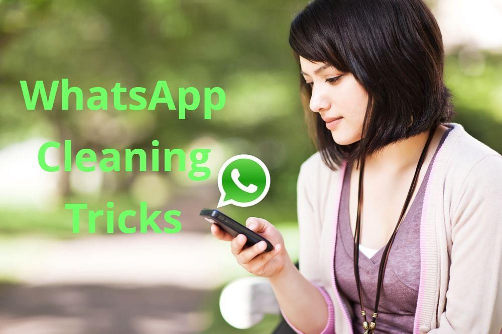 WhatsApp Cleaning Tips: ऐसा करने से बढ़ जाएगी स्मार्टफोन की स्टोरेज और हैंग भी नहीं होगा व्हाट्सऐप