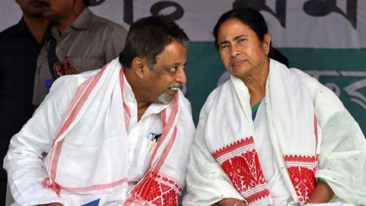 बंद कमरे में ममता बनर्जी के साथ मीटिंग के बाद भाजपा छोड़ तृणमूल में शामिल हुए मुकुल रॉय