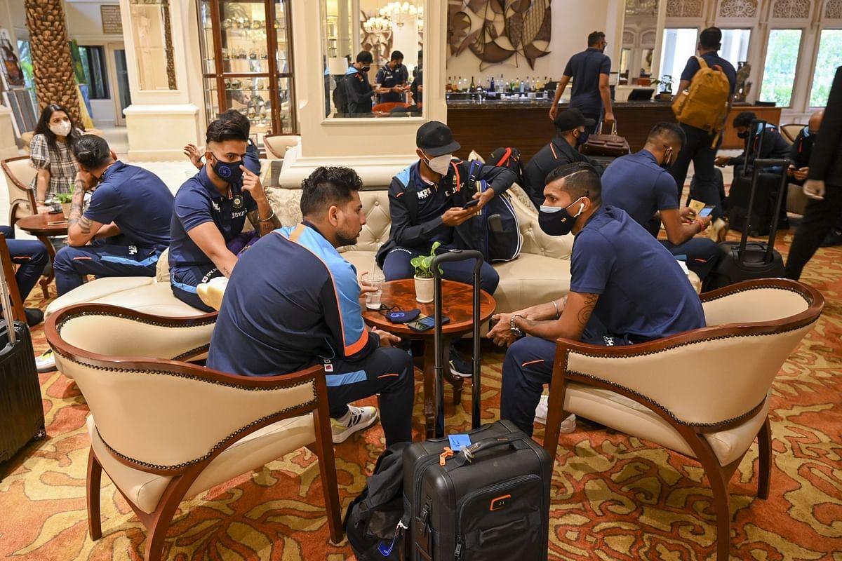 IND vs SL : श्रीलंका पहुंची टीम इंडिया, 13 जुलाई से शुरू होगा दौरा, देखें पूरा कार्यक्रम