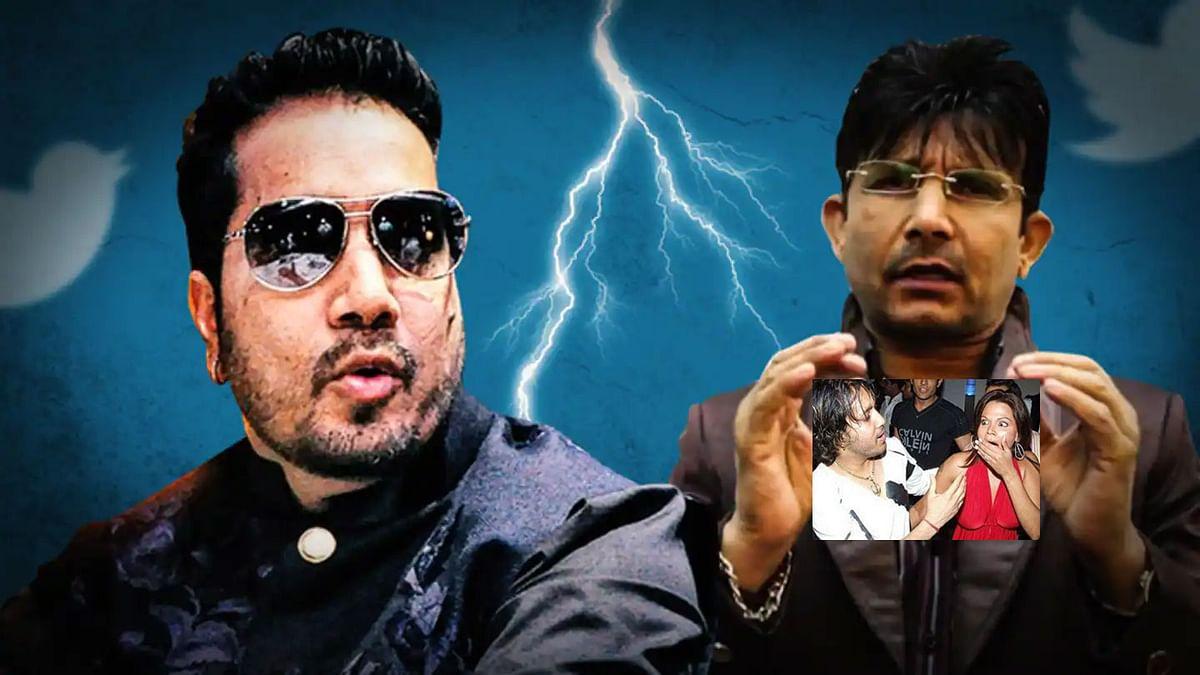 KRK ने Mika Singh को कहा 'हवस का पुजारी', शेयर किया Rakhi Sawant के साथ विवादित वीडियो