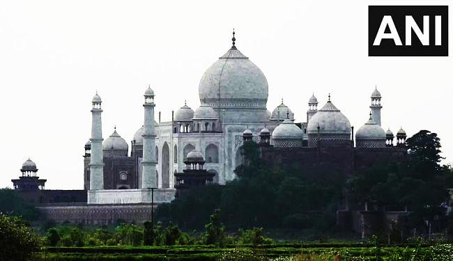 16 जून से खुल जायेंगे ताजमहल समेत देश के सभी केंद्रीय संरक्षित स्मारक, ऑनलाइन बुकिंग के जरिये मिलेगा प्रवेश