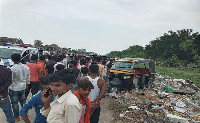 बिहार के औरंगाबाद में ट्रक से टकराने के बाद अनियंत्रित कार की ऑटो से हुई टक्कर, एक की मौत, नौ घायल
