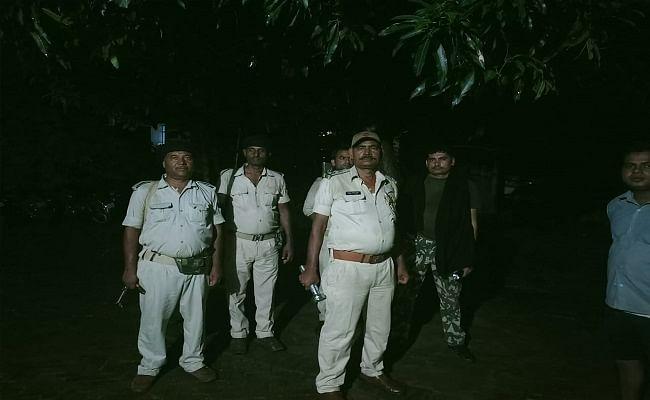 बिहार के औरंगाबाद में ग्रामीणों ने पुलिस पर किया हमला, थानाध्यक्ष समेत चार पुलिसकर्मी जख्मी, 4 आरोपित गिरफ्तार