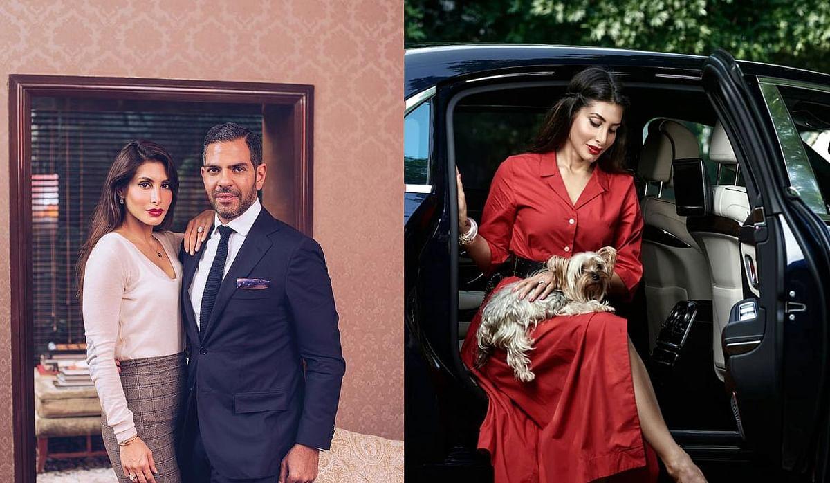 Karisma Kapoor के पूर्व पति की वाइफ की Photos हो रही है Viral, यशराज फिल्म्स की इस मूवी में किया है काम