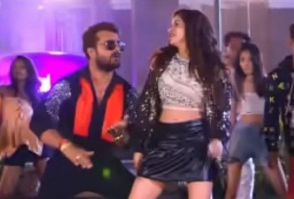 Bhojpuri Song : खेसारीलाल यादव के सॉन्ग 'अपनी तो जैसे तैसे' ने बनाया रिकॉर्ड, 100 मिलियन के पार व्यूज, VIDEO