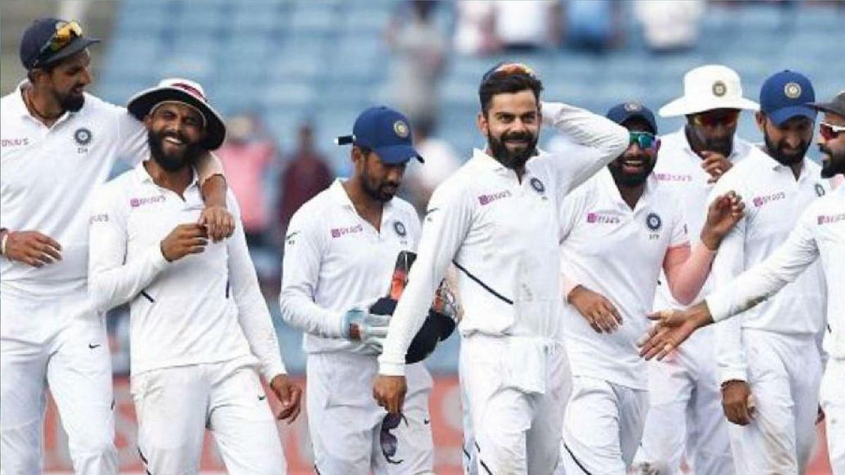 WTC Final में बारिश बना विलेन तो टीम इंडिया के खिलाड़ियों ने कुछ ऐसे किया टाइमपास, BCCI ने शेयर किया वीडियो