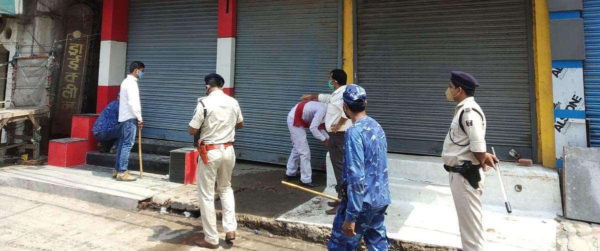 Lockdown में चोरों की मौज! जयपुर में बंद दुकान से उड़ाए लाखों रूपये, छानबीन में जुटी पुलिस