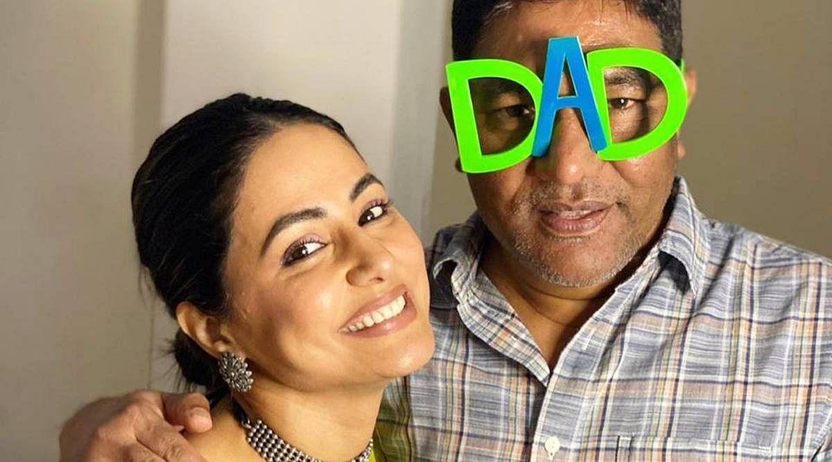Father's Day : 'इसलिए छिपाकर रखी थी ये फोटोज' पिता को याद कर हिना खान ने लिखा इमोशनल पोस्ट, शेयर किया अनसीन PHOTOS