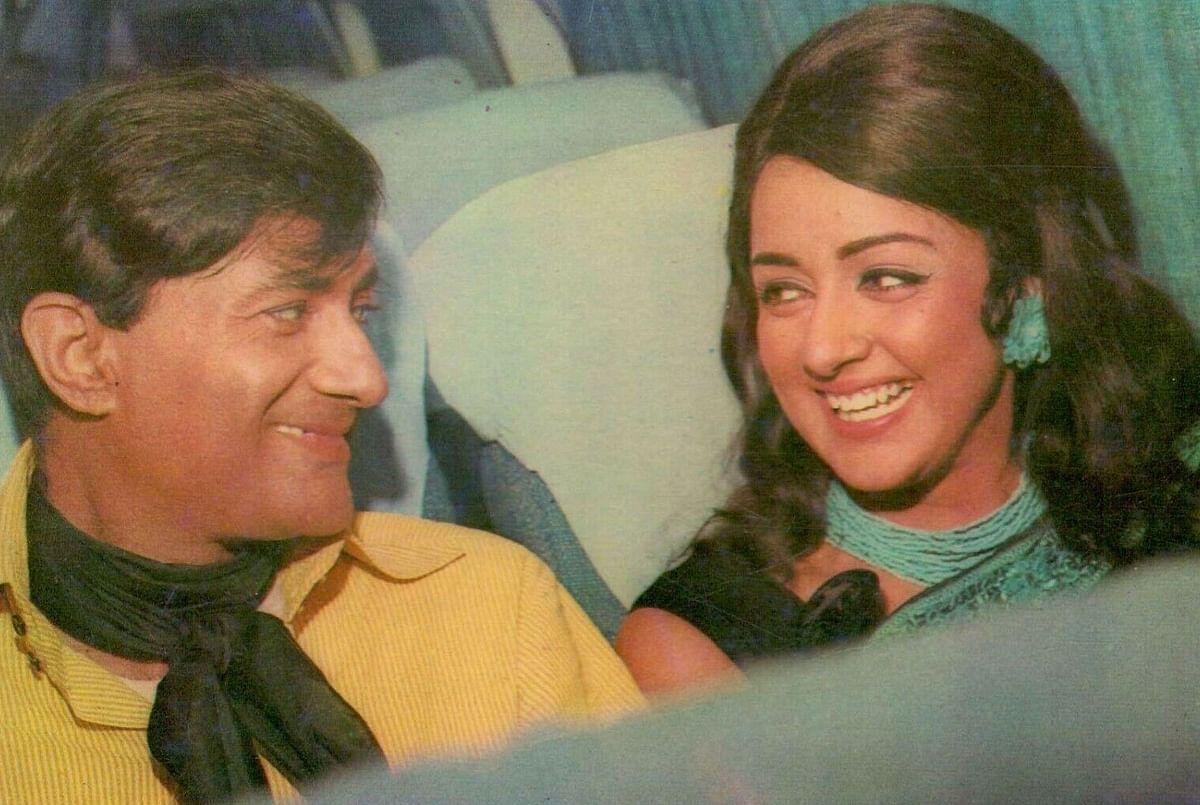 Hema Malini ने शेयर किया 'Johny Mera Naam' की Vintage Photo, साथ नजर आए एवरग्रीन Dev Anand