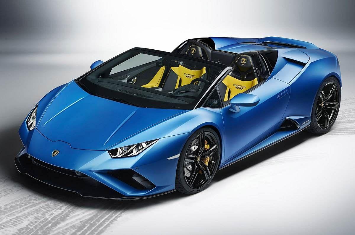 Lamborghini की पावरफुल स्पोर्ट्स कार भारत में लॉन्च, 3.5 सेकेंड में पकड़ लेगी 100Kmph की रफ्तार
