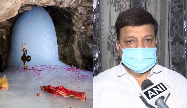 कोविड-19 महामारी को लेकर लगातार दूसरे साल अमरनाथ यात्रा रद्द, कारोबारी निराश, कहा- फैसले की समीक्षा करे जम्मू-कश्मीर सरकार