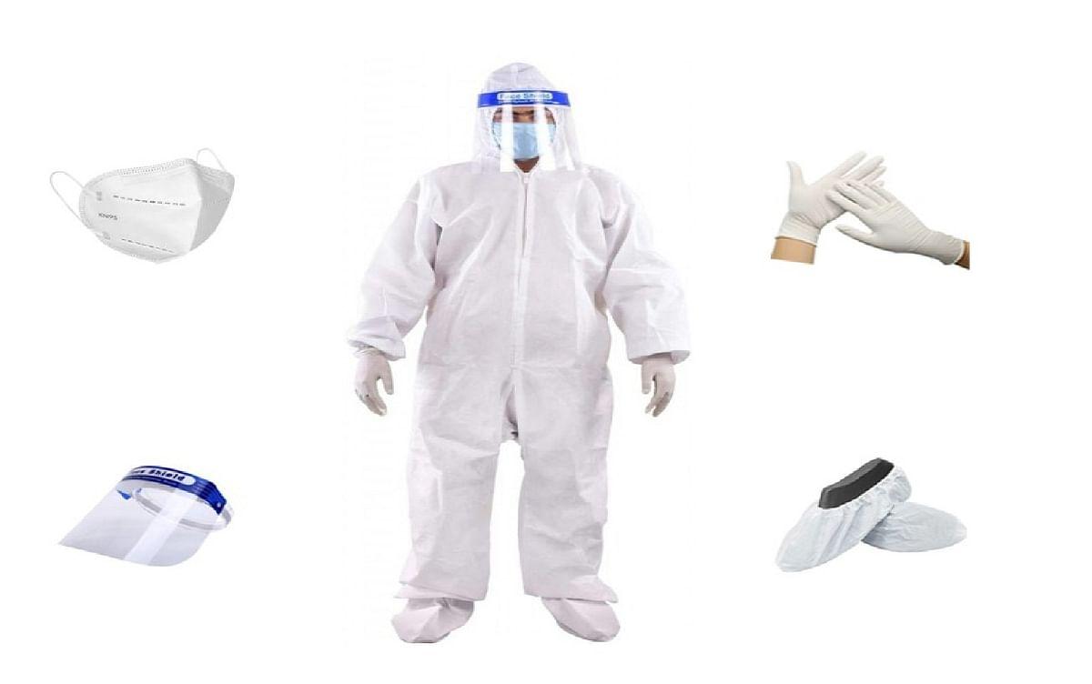 कई बार इस्तेमाल किये जा सकेंगे पीपीई किट और मास्क, इस तकनीक से खत्म होंगे वायरस