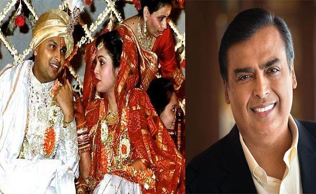 Anil Ambani और  Tina  Ambani  की शादी के खिलाफ था अंबानी परिवार, Mukesh Ambani  ने एक्ट्रेस से पूछा था क्या वो शादी के लिए . . .