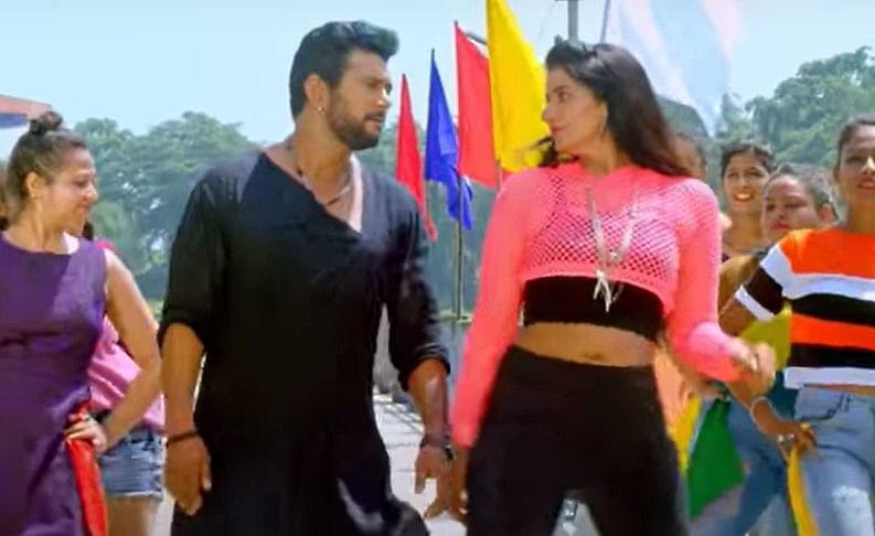 Bhojpuri Song : यश कुमार और पूनम दुबे का सॉन्ग वायरल, दिखी जबरदस्त केमिस्ट्री, VIDEO