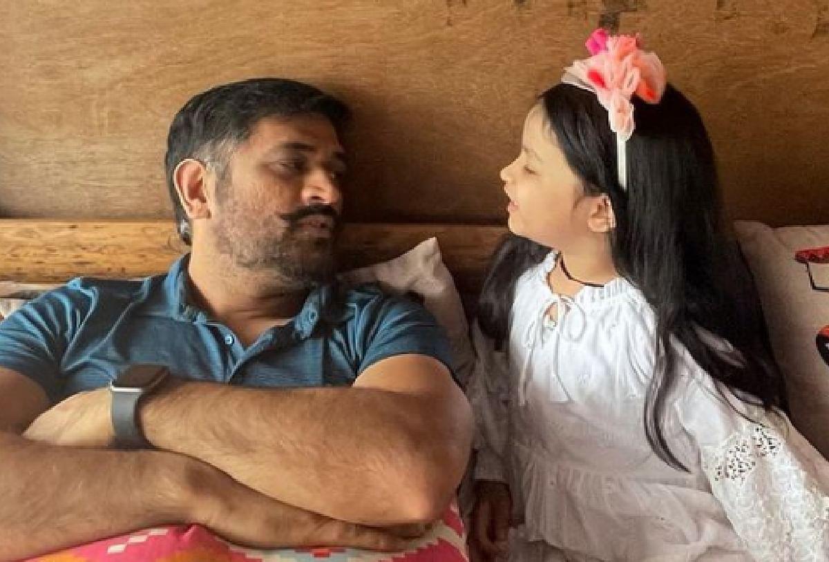 नन्ही जीवा पापा धौनी के साथ ले रही शिमला की खूबसूरती का आनंद, देखें क्यूट तसवीरें