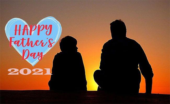 Happy Father's Day 2021 Wishes, Images, Quotes, Status:  मुझे रख दिया छांव में खुद जलते रहे धूप में . . . फादर्स डे पर पिता को दे बधाई, इन खूबसूरत मैसेज के साथ
