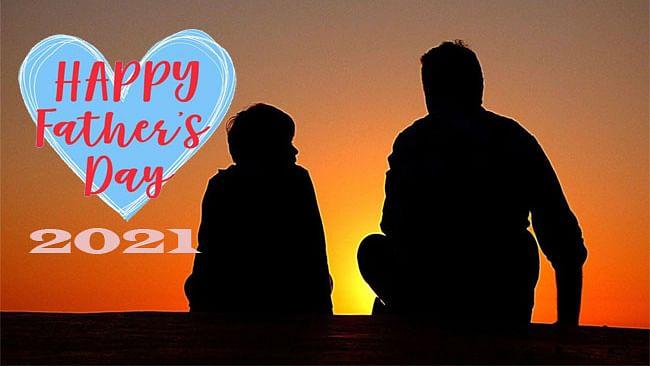 Happy Father's Day 2021 Wishes, Images, Quotes, Status:  मेरा साहस , मेरी इज़्ज़त , मेरा सम्मान है पिता . . . फादर्स डे पर पिता को दे बधाई, इन खूबसूरत मैसेज के साथ