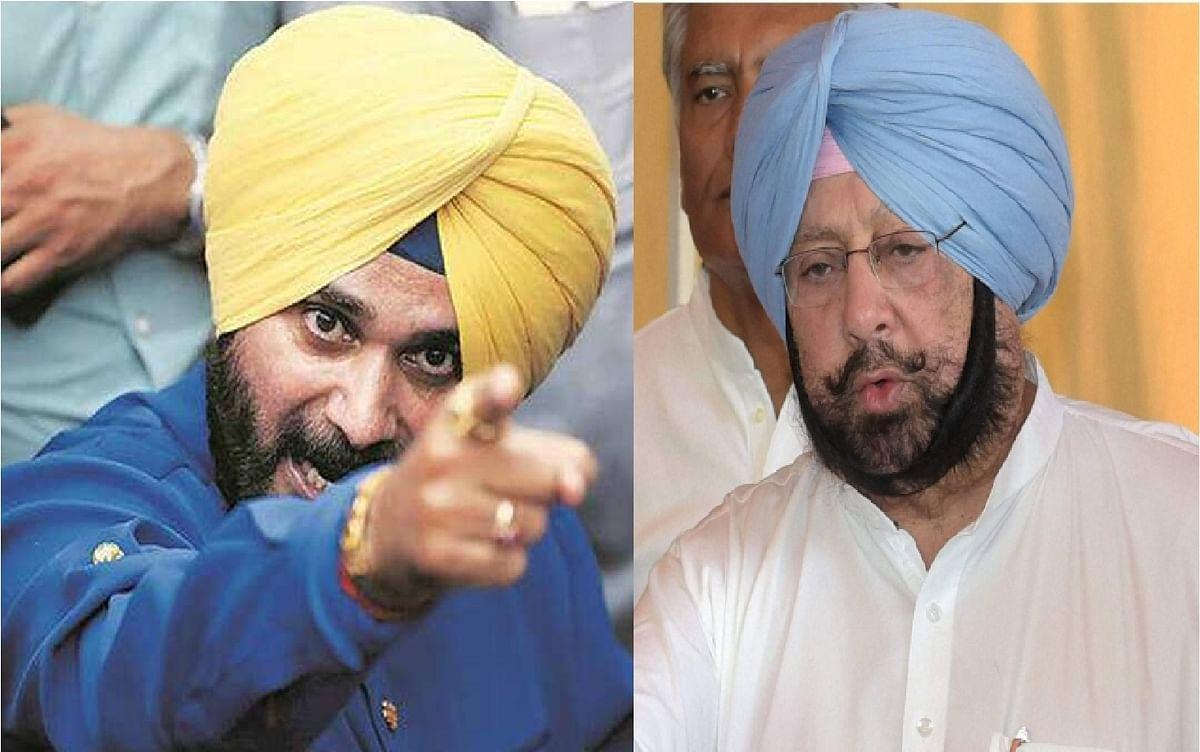 कल कांग्रेस कमेटी के सामने फिर पेश होंगे पंजाब के मुख्यमंत्री, क्या खत्म हो जायेगा विवाद ?