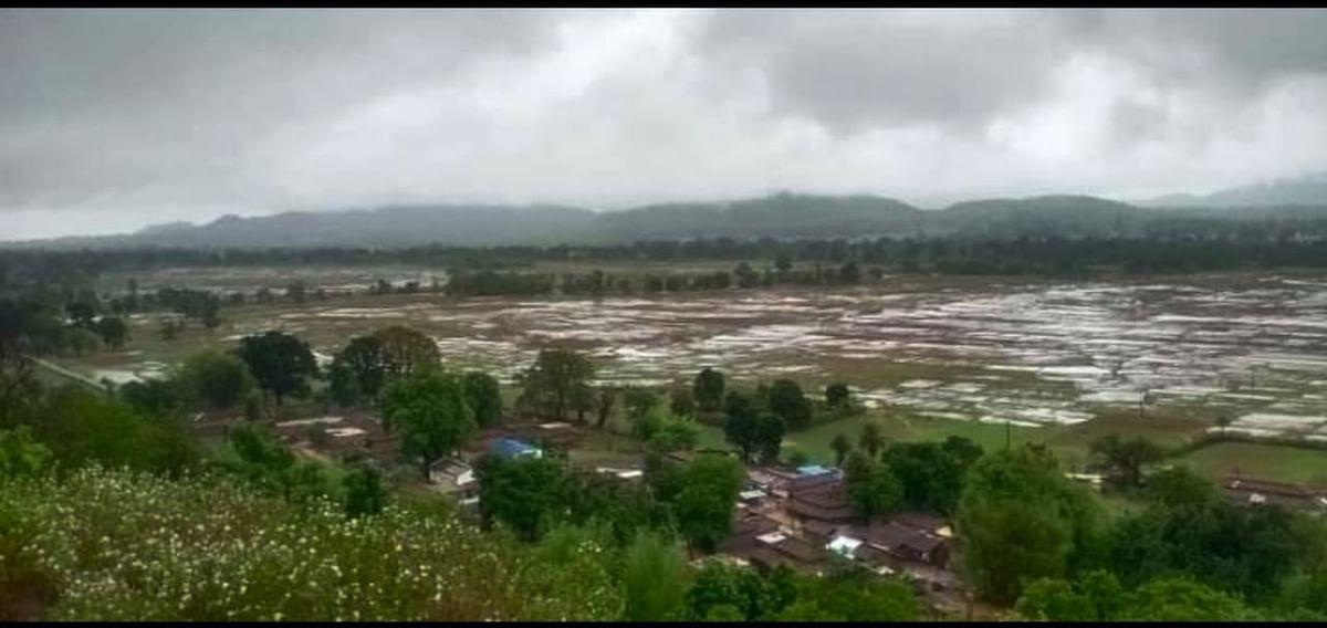 गुलाब तूफान ने दी दस्तक, झारखंड के इन जिलों में 29 और 30 को हो सकती है भारी बारिश, येलो अलर्ट जारी
