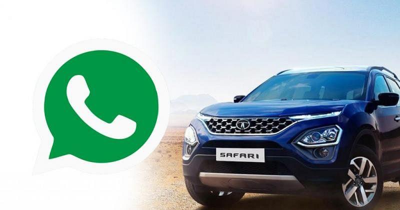 Tata Safari SUV मुफ्त में पाने का मौका! Whatsapp पर इन दिनों Viral है यह मैसेज, आप भी रहें ALERT