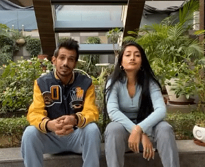 Yuzvendra Chahal ने Dhanashree Verma को डांस में दी जबरदस्त टक्कर, VIDEO में देखें कौन पड़ा किस पर भारी
