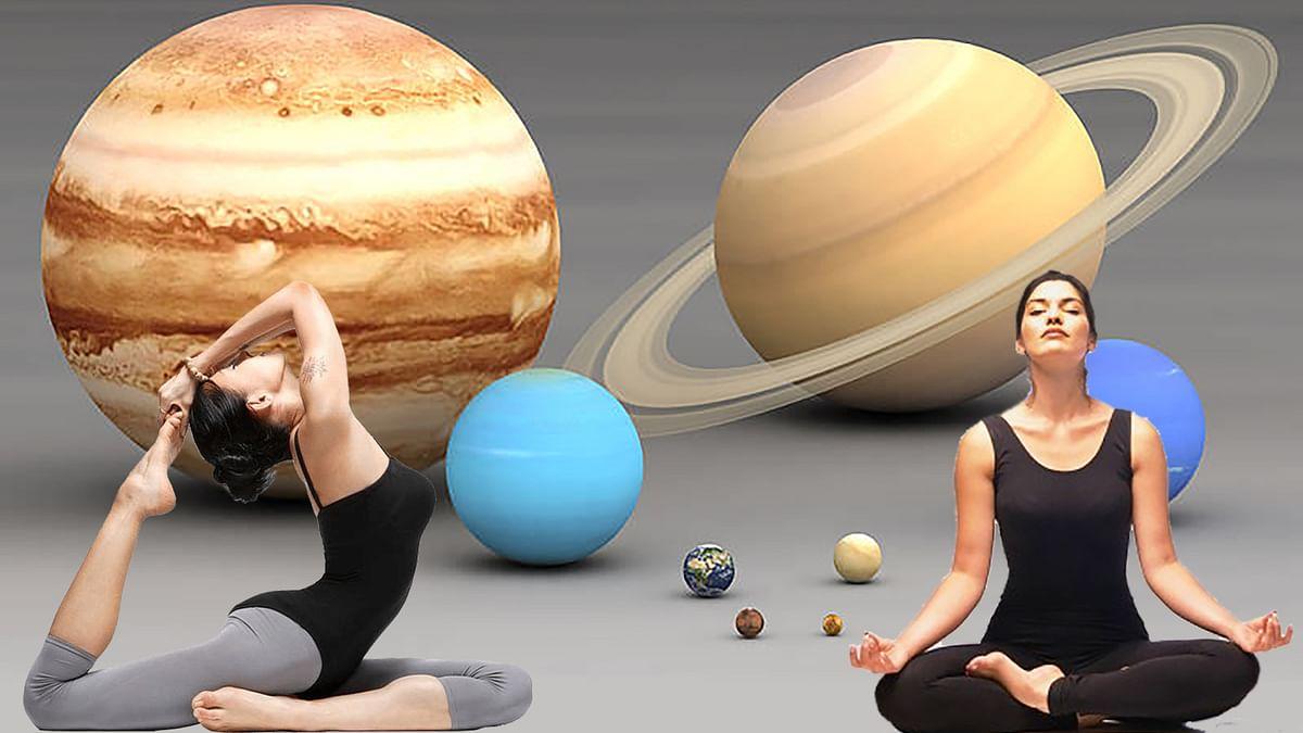 International Yoga Day 2021: सूर्य, मंगल, शुक्र, शनि समेत सभी नवग्रहों को शांत कर सकते हैं Pranayam, Anulom Vilom, Surya Namaskar समेत ये योगासन