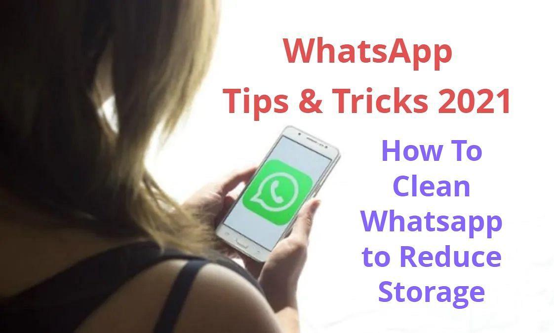 WhatsApp Trick : व्हाट्सऐप पर ऐसे चलाएं सफाई अभियान, बढ़ जाएगा आपके स्मार्टफोन का स्टोरेज