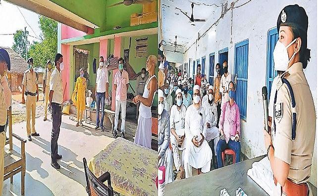 वैक्सीन एक्सप्रेस करता इंतजार, टीका लगवाने से परहेज करते हैं बिहार के ग्रामीण, डीएम-एसपी को खुद जाकर करना पड़ रहा जागरुक