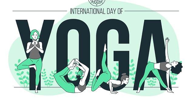 Happy International Yoga Day 2021 Wishes, Images, Quotes: योग है स्वास्थ्य के लिए क्रांति...इस योग दिवस पर सभी देशवासियों को भेजें ढेर सारी शुभकामनाएं