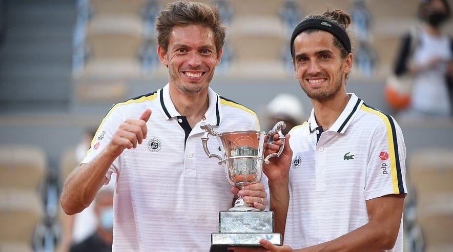 French Open 2021 : हरबर्ट-माहूट ने दूसरी बार जीता फ्रेंच ओपन पुरुष युगल का खिताब
