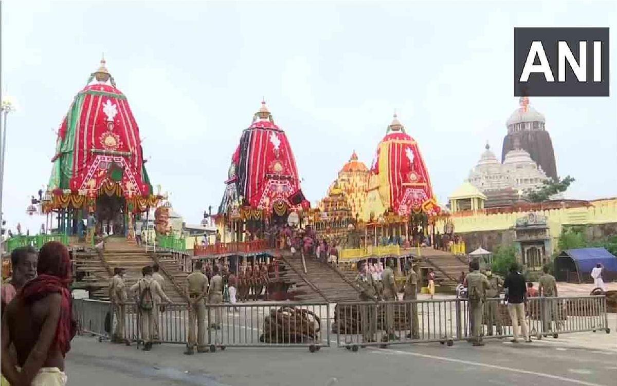 Puri Jagannath Temple : रथ यात्रा की रणनीति पूरी, श्रद्धालु नहीं ले सकेंगे हिस्सा