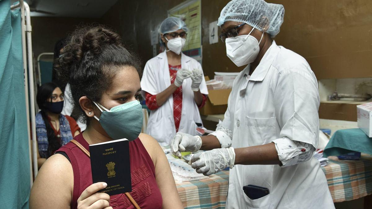 बिहार के नौ जिलों को नहीं मिला वैक्सीन, मोतिहारी के आठ निकायों में शत- प्रतिशत टीकाकरण