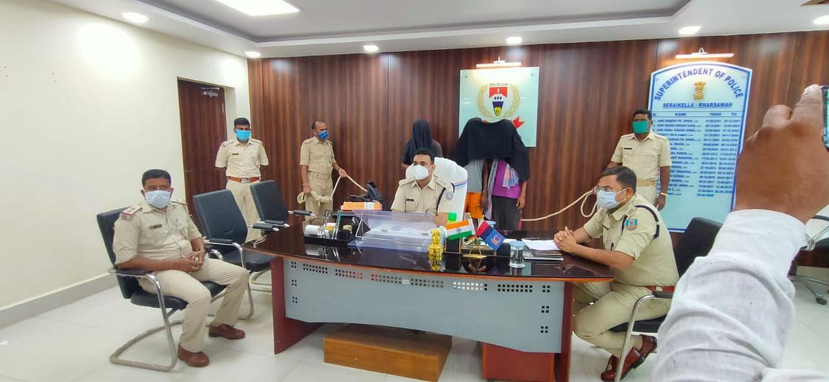 Jharkhand Crime News : दोस्त के साथ घूमने निकली नाबालिग के साथ सामूहिक दुष्कर्म, सरायकेला पुलिस ने पांच घंटे में किया खुलासा, तीनों आरोपियों को भेजा जेल