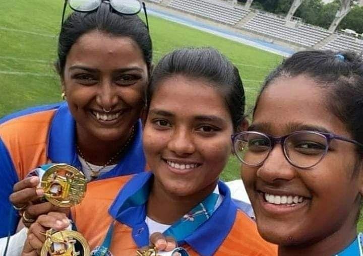 तीरंदाजी विश्व कप : बायें हाथ से तीरंदाजी करने वाली पहली भारतीय तीरंदाज है अंकिता, शूटिंग स्टाइल भी है जुदा
