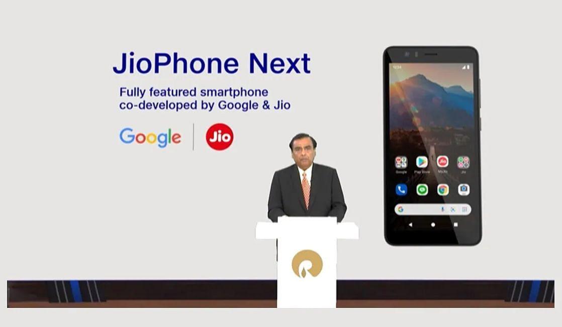 JioPhone Next: रिलायंस जियो ने लॉन्च किया सबसे सस्ता स्मार्टफोन; जानिए इसकी कीमत, फीचर्स और सेल से जुड़ी डीटेल