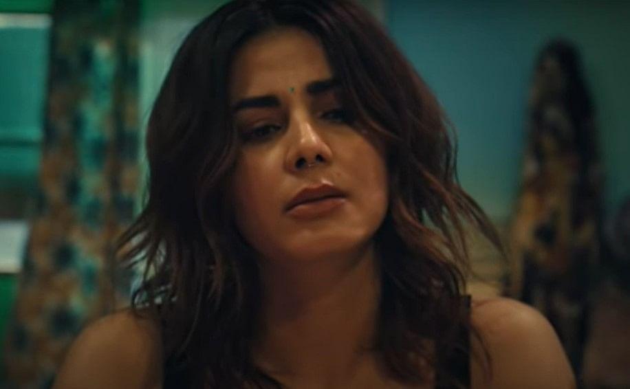 kirti kulhari and raj singh chaudhary movie shaadisthan official trailer  release video viral bud | कीर्ति कुल्हारी की फिल्म 'Shaadisthan' का ट्रेलर  रिलीज, काफी हटकर दिखा एक्ट्रेस का अंदाज