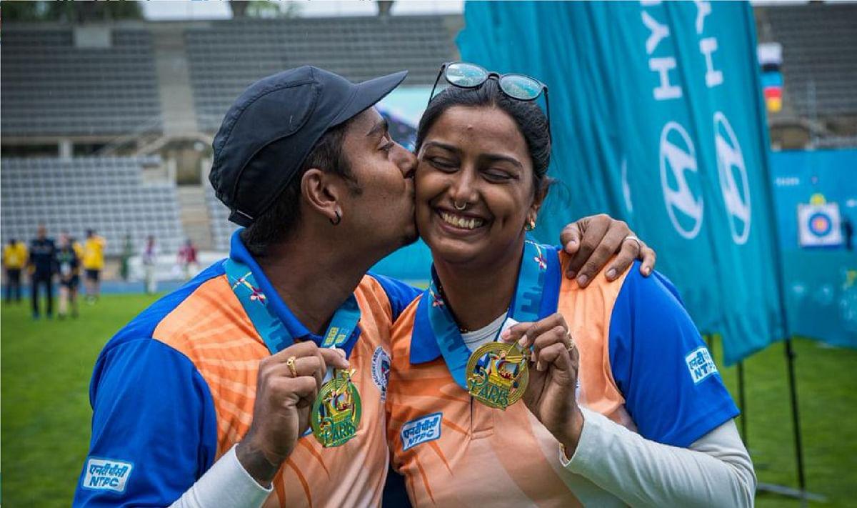 Archery World Cup : पेरिस में झारखंड की दीपिका का जलवा, तीरंदाजी वर्ल्ड कप में भारत को दिलाया चौथा गोल्ड