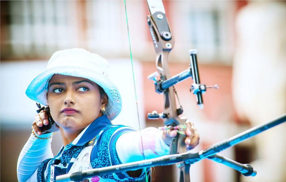 Tokyo Olympic : झारखंड की दीपिका कुमारी महिला तीरंदाजी में अकेले करेंगी भारत का प्रतिनिधित्व